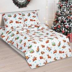 Детское постельное белье Арт-постель Оленята (поплин)