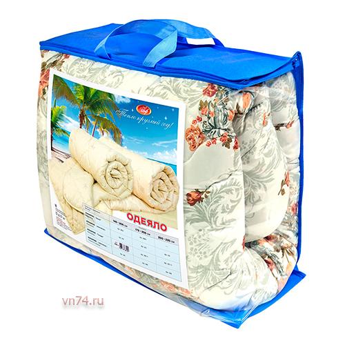 Одеяло холофитекс зимнее в чемодане ПВХ