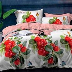 Постельное белье Dolce Vita Premium Сладкие ягоды (поплин)