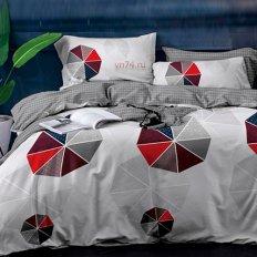 Постельное белье Dolce Vita Premium Зонтики (поплин)