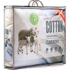 Одеяло овечья шерсть Cotton Эльф классическое