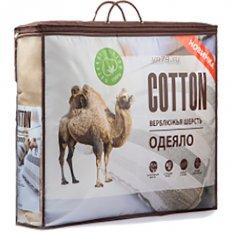 Одеяло верблюжья шерсть Cotton Эльф классическое