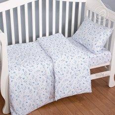 Детское постельное белье с резинкой на простыне Арт-постель Соня (трикотаж)