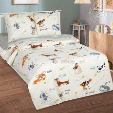 Детское постельное белье Арт-постель Люси (поплин)