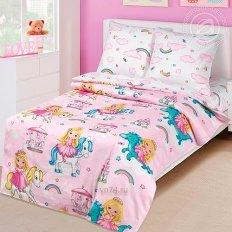 Детское постельное белье Арт-постель Златовласка (бязь-люкс)
