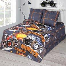 Детское постельное белье Арт-постель Трек (бязь-люкс)