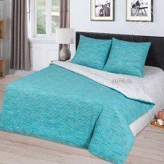 Постельное белье Арт-постель Колорит бирюза (бязь-люкс)