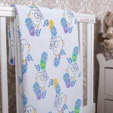 Детское одеяло-покрывало Арт-постель Топтыжка (трикотаж)