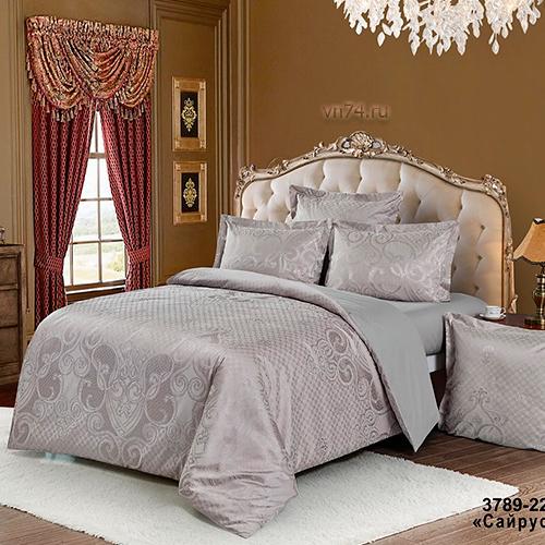 Постельное белье Versailles Сайрус (жаккард)