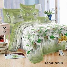 Постельное белье Felicita Белая лилия (микросатин)