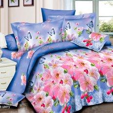 Постельное белье Felicita Яблоня в цвету (микросатин)