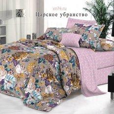 Постельное белье Bella Vita Luxe Царское убранство (бязь-люкс)