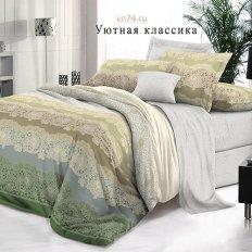 Постельное белье Bella Vita Luxe Уютная классика (бязь-люкс)