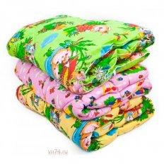 Детское одеяло Эльф холофитекс (бязь)