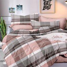 Постельное белье лето-зима Принцесса на горошине HJ5099 (поплин)