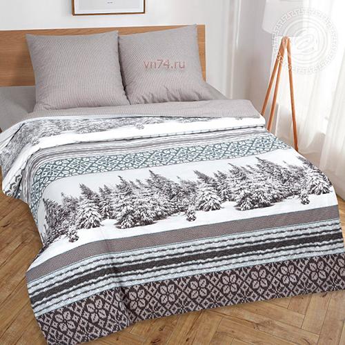 Постельное белье Арт-постель Аляска (поплин)