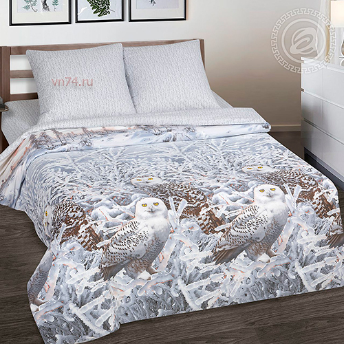 Постельное белье Арт-постель Хранители снов (поплин)
