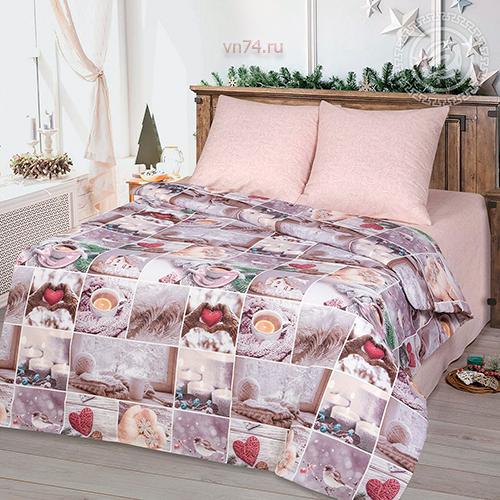 Постельное белье Арт-постель Домашний уют (бязь-люкс)