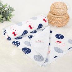 Детское одеяло-покрывало Арт-постель Буся (трикотаж)