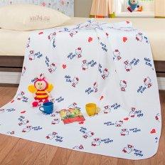 Детское одеяло-покрывало Арт-постель Кнопочка (трикотаж)