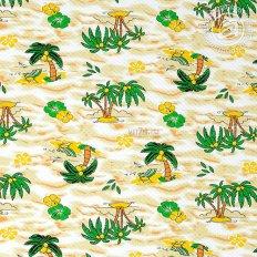 Детское одеяло-покрывало Арт-постель Солнечный остров (трикотаж)