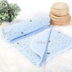 Детское одеяло-покрывало Арт-постель Сёма (трикотаж)