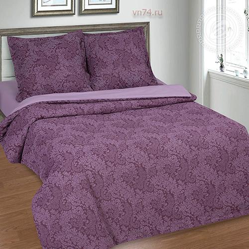 Постельное белье Арт-постель г/к Вирджиния фиолетовая (поплин)