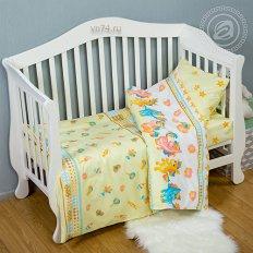 Детское постельное белье Арт-постель Карамельки (поплин)