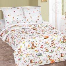 Детское постельное белье Арт-постель Лесные друзья (поплин)