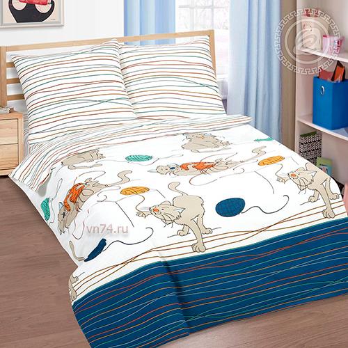 Детское постельное белье Арт-постель Мягкие лапки (поплин)