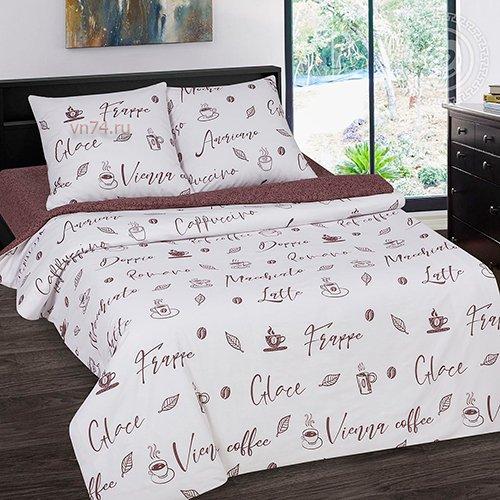 Постельное белье Арт-постель Мокко (поплин)