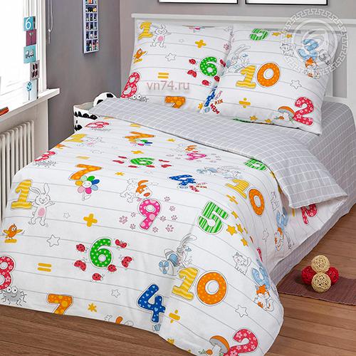 Детское постельное белье Арт-постель Считалочка (бязь-люкс)