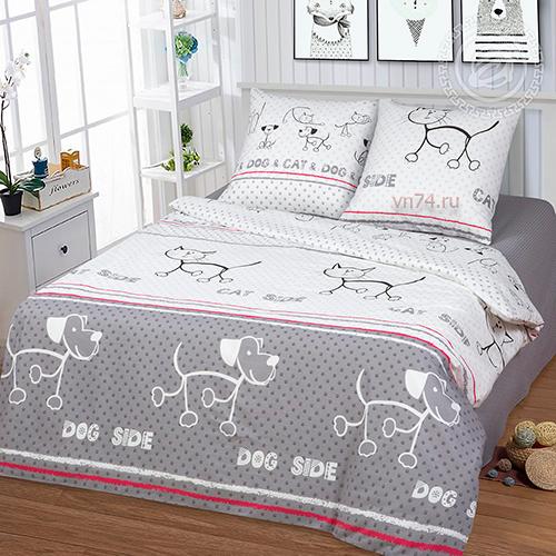 Постельное белье Арт-постель Четыре лапы (бязь-люкс)