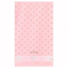 Полотенце детское Sole Mio Кролики Розовый пион