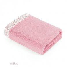 Полотенце махровое Verossa Merletto Розовый Пион
