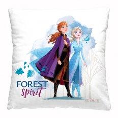 Подушка декоративная 40 x 40 Холодное сердце Forest Spirit