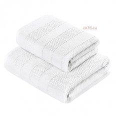 Набор махровых полотенец Verossa Milano Белый (2 предмета)