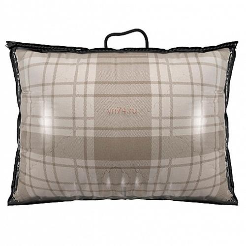 Подушка ангорская шерсть Home&Style (хлопок)