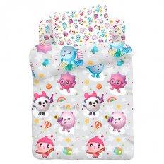 Детское постельное белье Малышарики (поплин)