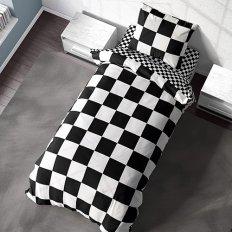 Постельное белье Crazy Getup Chessboard (перкаль)
