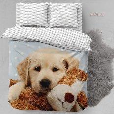 Постельное белье Juno Puppy and toy (поплин)