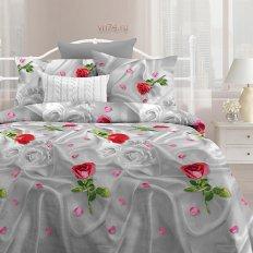 Постельное белье Любимый дом Серебрянный будуар (бязь-гост)