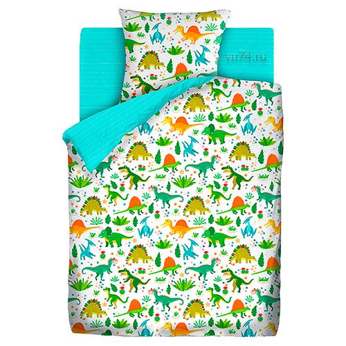 Детское постельное белье Juno Дино (бязь-люкс)