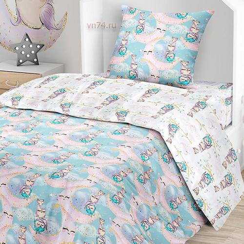 Детское постельное белье Juno Милые совы (бязь-люкс)