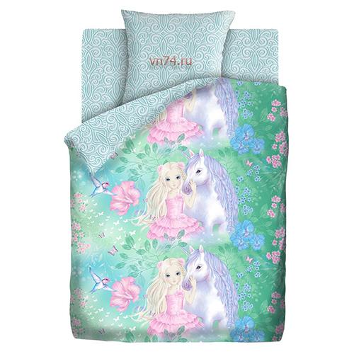 Детское постельное белье Juno Сказочный лес (бязь-люкс)