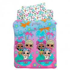 Детское постельное белье LOL Surprise! Куколки подружки (поплин)