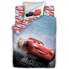 Детское постельное белье Тачки Lighting McQueen (поплин)