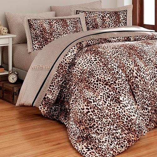 Постельное белье DO&CO Leopard (сатин-люкс)