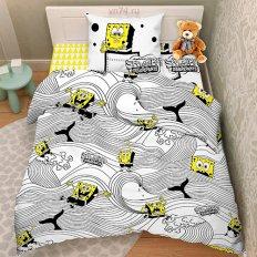 Детское постельное белье Тинейджер Губка Боб 9690/1 (бязь-люкс)