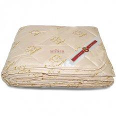 Одеяло всесезонное Принцесса на горошине Премиум верблюжья шерсть (тик)